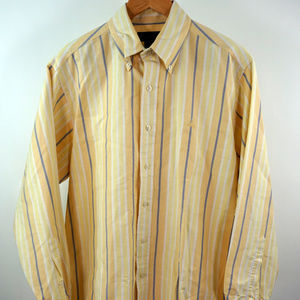 Brooks Brothers Long Sleeve Button Front Shirt M
